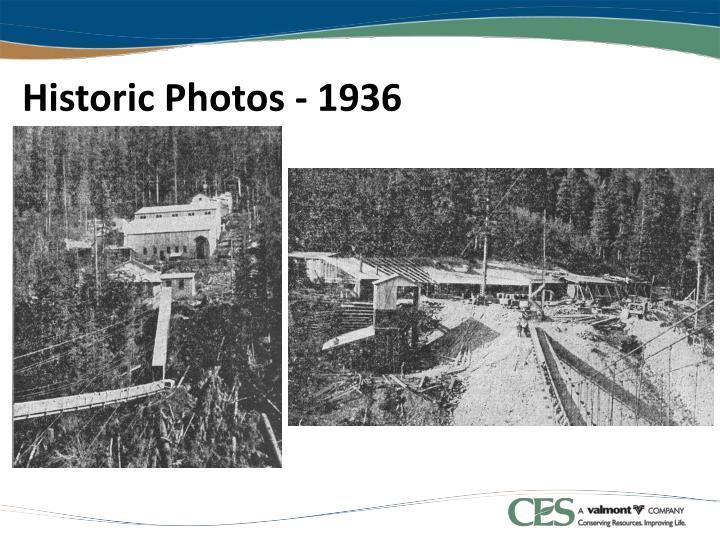 Historic Photos - 1936