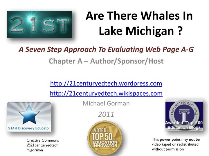 Are there whales in lake michigan