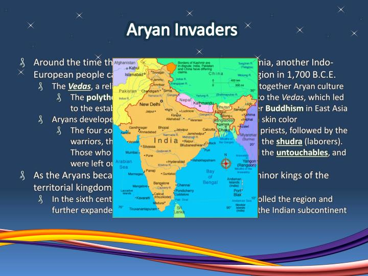 Aryan Invaders