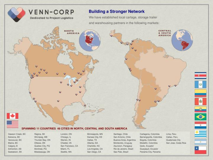 Building a Stronger Network