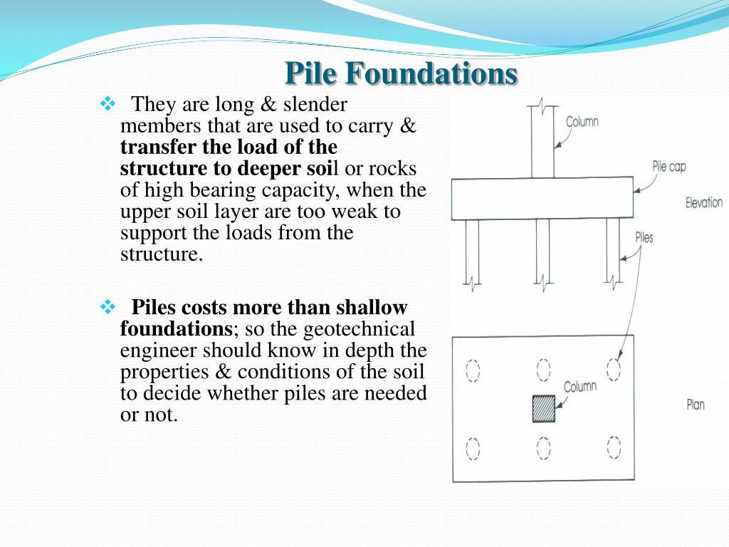 PPT - Design Of Foundation for Al-Thuraya Residential