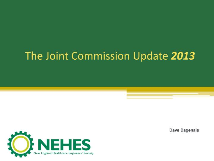 the joint commission update 2013 n.