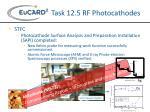 task 12 5 rf photocathodes3