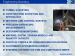 engineering geodesy