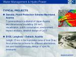 water management hydro power3