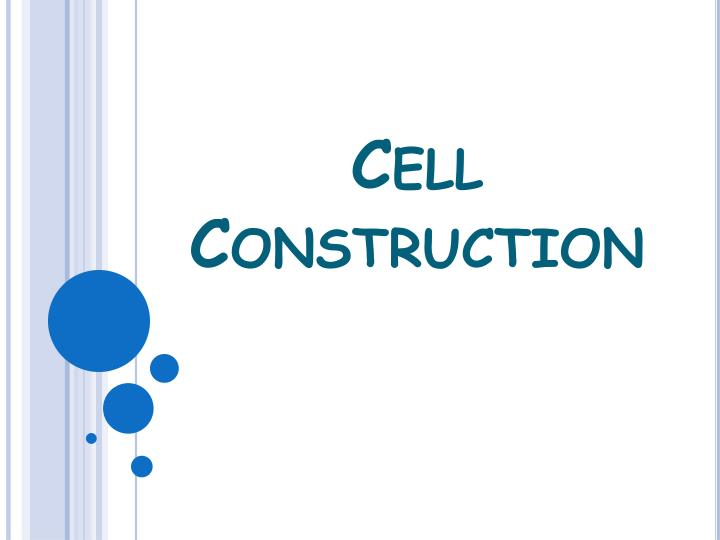 cell construction