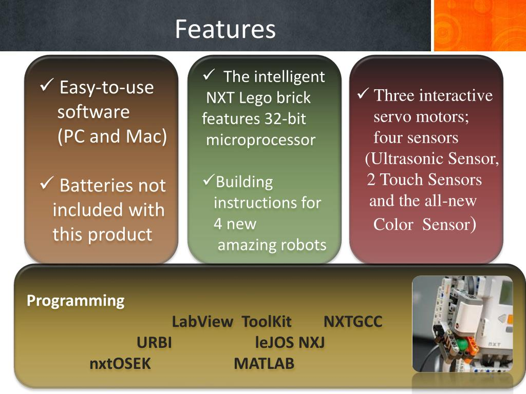 PPT - Lego Mindstorms NXT 2 0 PowerPoint Presentation - ID