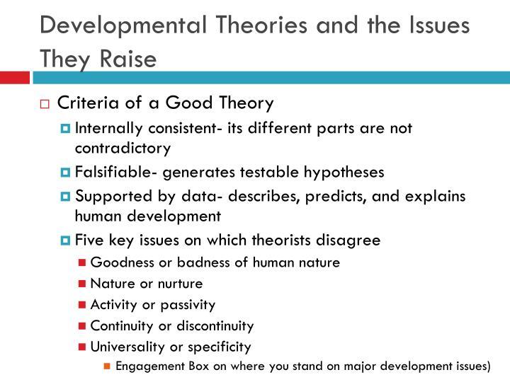 human development theories