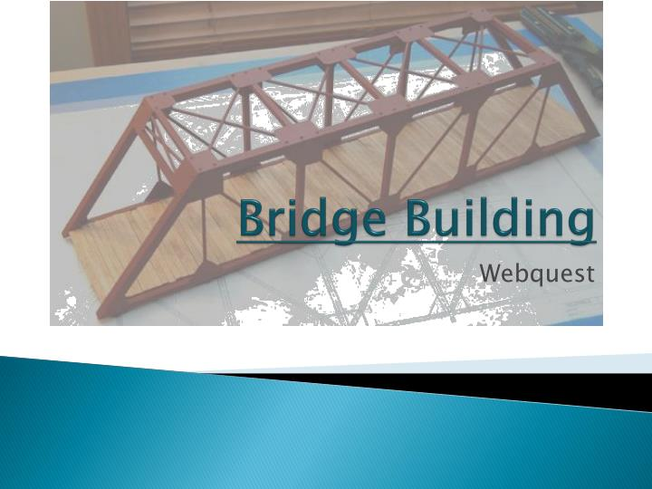 bridge building n.