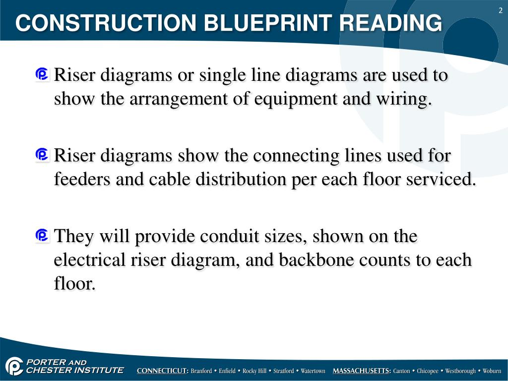 construction blueprint reading riser drawings  construction blueprint  reading
