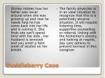 duddleberry case