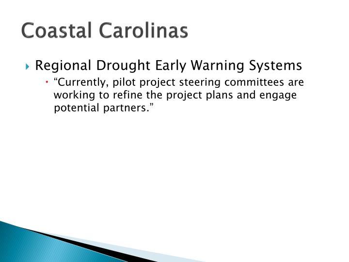 Coastal Carolinas