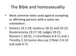 the bible and homosexuality6