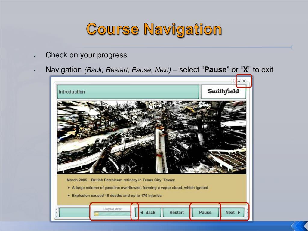 PPT - Environmental Coordinator Training Program PowerPoint