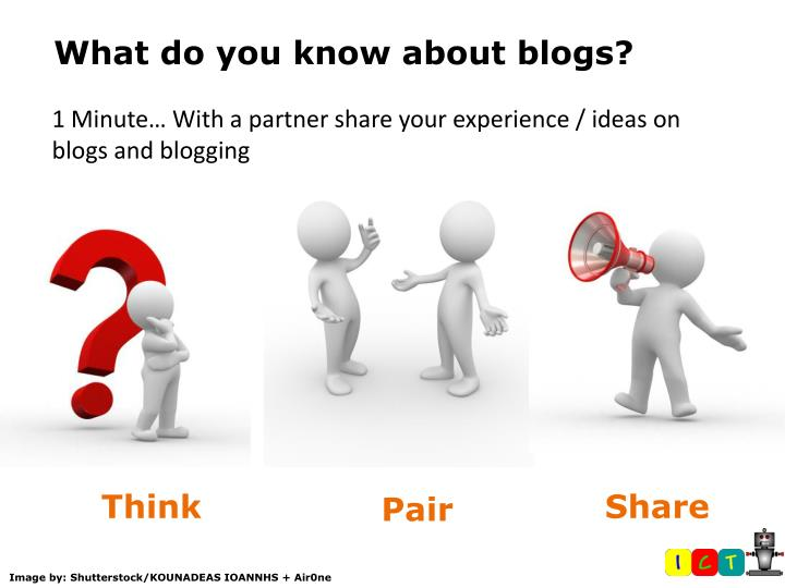 What do you know about blogs?