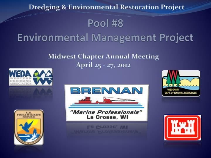 Dredging & Environmental Restoration Project