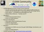 clean community