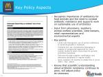 key policy aspects