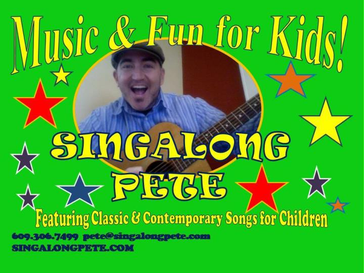 Follow me on twitter rss feeds home about pete singalong pete show book pete contact pete photos upcoming shows