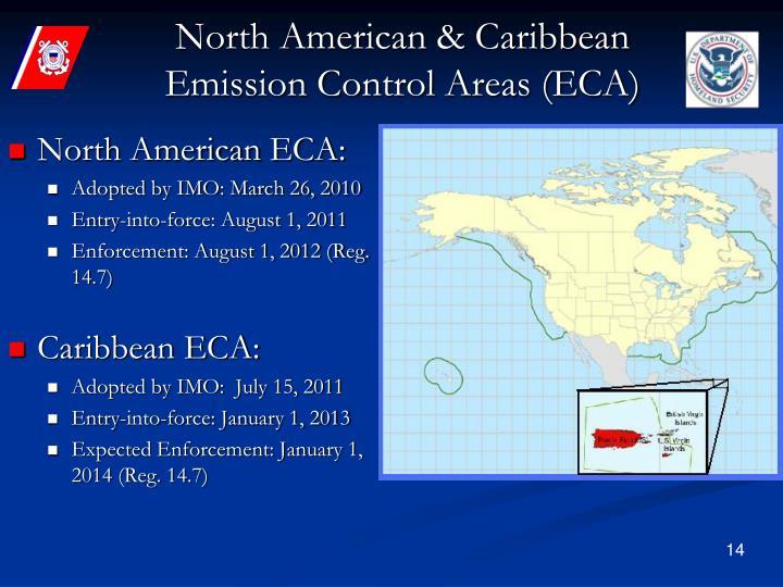 North American & Caribbean