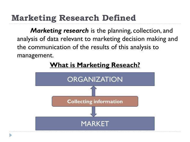 organisational marketing defined