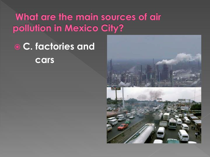 issue of air pollution in portland The northwest's art glass industry is under the gun over what it's putting in the region's air portland-based became an issue in air pollution.