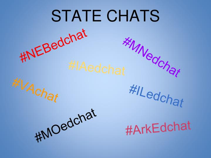 STATE CHATS