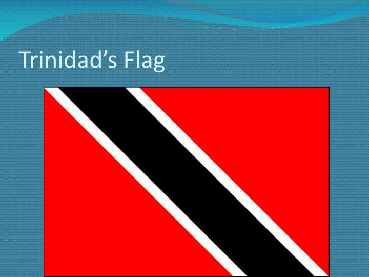 Trinidad's Flag