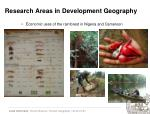 research areas in development geography3