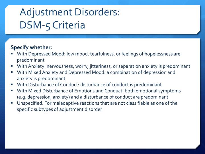 PPT - Trauma and the DSM-5®* PowerPoint Presentation - ID ...