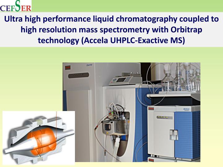 Ultra high performance liquid chromatography