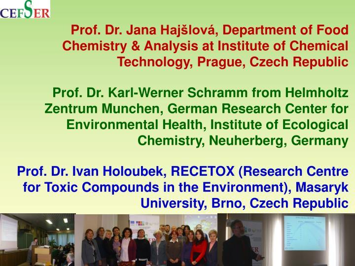 Prof. Dr. Jana