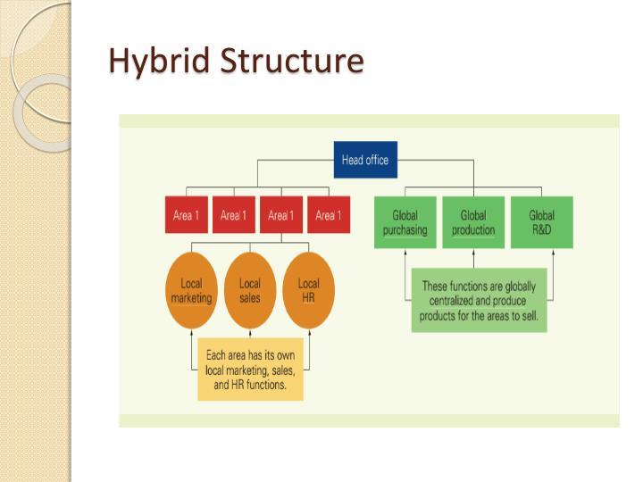 Hybrid Structure
