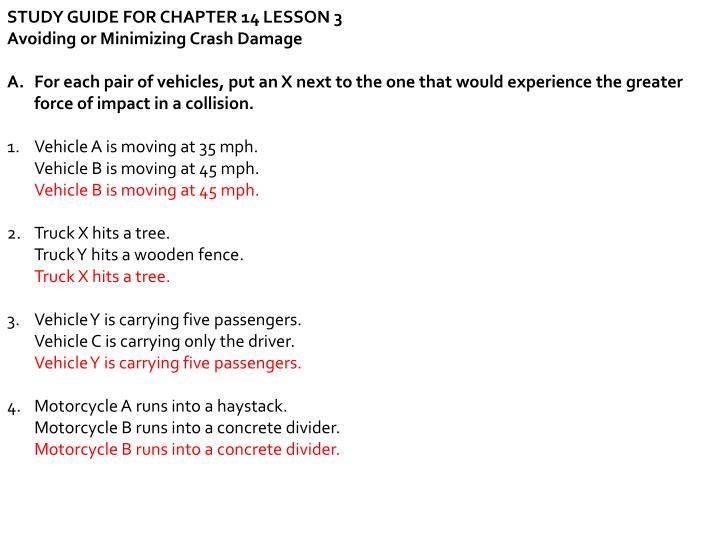 PPT - Environmental Challenges STUDY GUIDE FOR CHAPTER 14 LESSON 1 ...