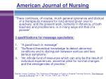 american journal of nursing1
