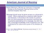 american journal of nursing2