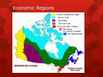 economic regions