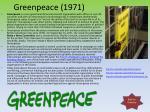 greenpeace 1971