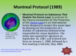 montreal protocol 1989