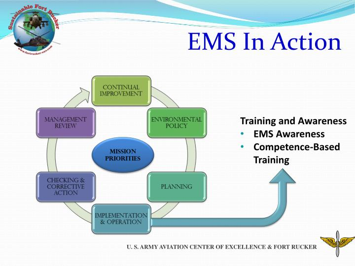 EMS In Action
