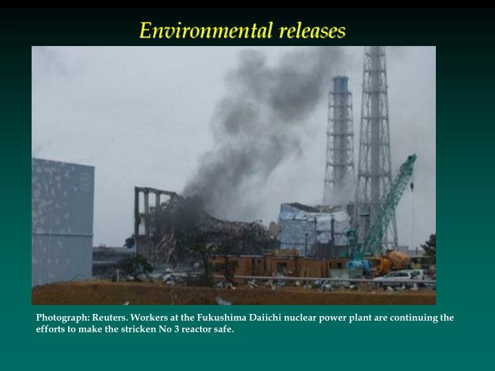 Environmental releases