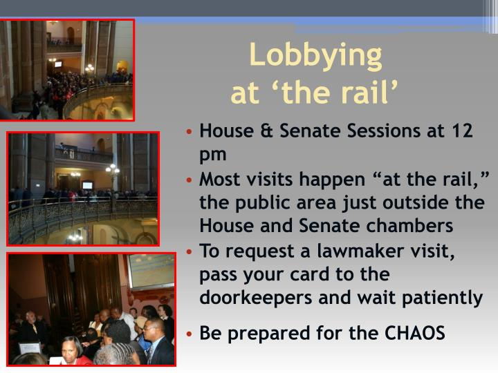 House & Senate Sessions at 12 pm