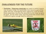 challenges for the future4