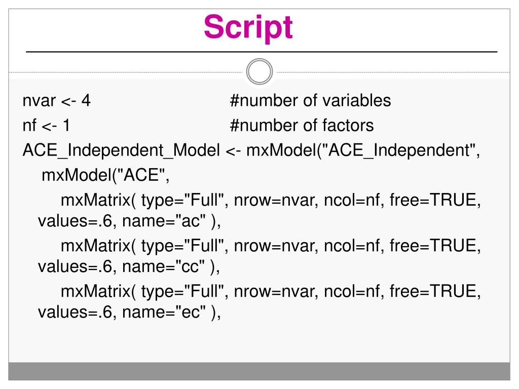PPT - An Introduction to Multivariate Models PowerPoint