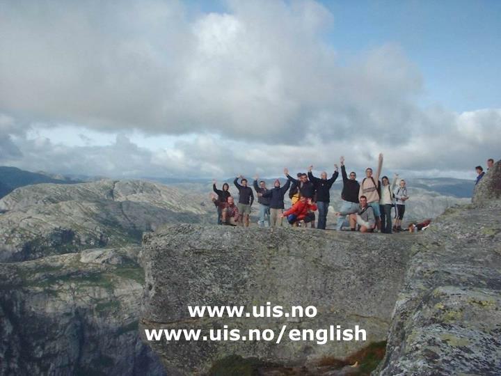 www.uis.no