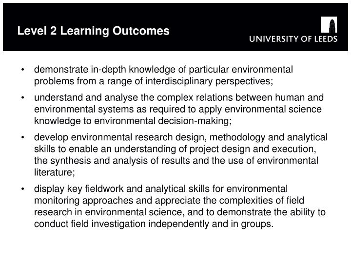 tda 2 1 learning outcome 1 1 Learning outcome #1: students should be able to adapt information to the needs   learning outcome #2: students should be able to create a variety of usable.