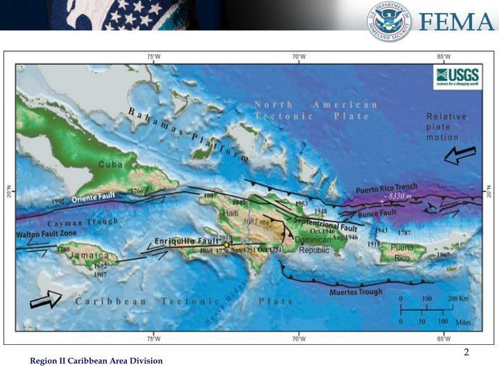 Puerto rico catastrophic events
