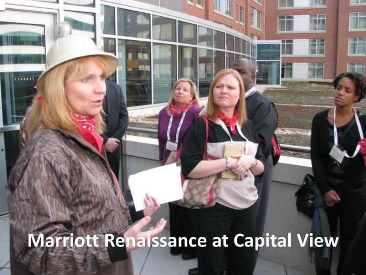 Marriott Renaissance at Capital View