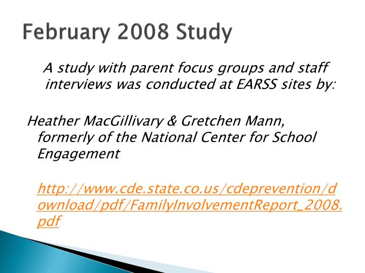 a study of parental styles The purpose of the study was to ascertain the dominant parenting styles of parents in the study area and their influence on children's social development the study utilised a sample of 480 basic school pupils who were in their adolescent stage and.