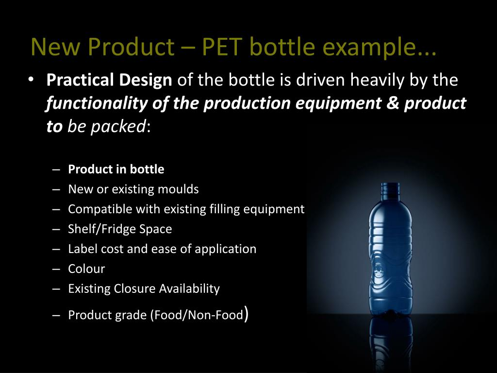 PPT - Recyclability by Design Focus on PET PowerPoint Presentation